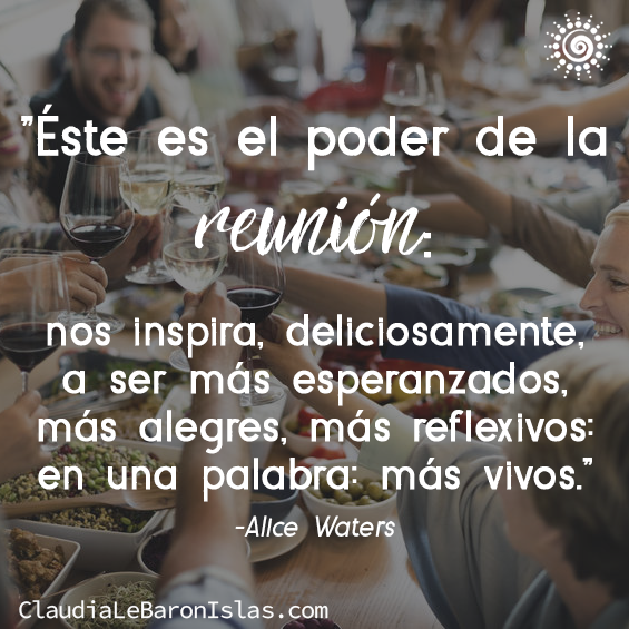Alice Waters frase